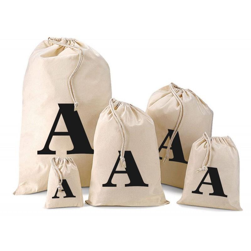 Personalised Alphabet Gift Bag