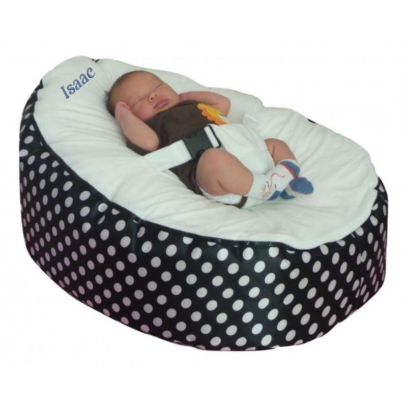 Personalised Baby Bean Bag Gift Pack
