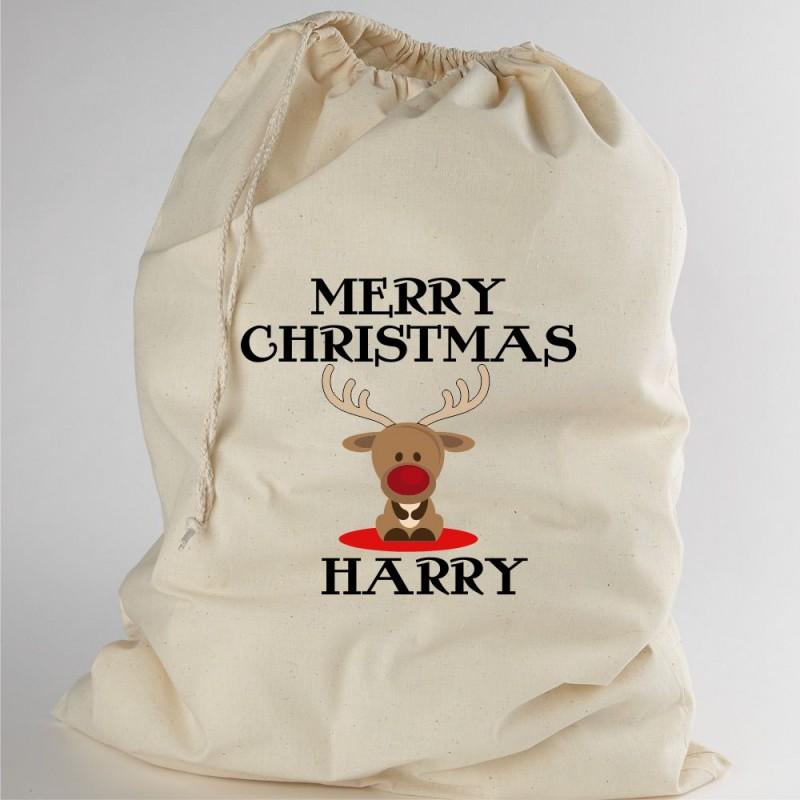 Baby Gift Sack : Christmas gift bag